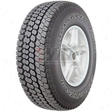 Goodyear Wrangler Gsa Tire, 37x12.50r17lt