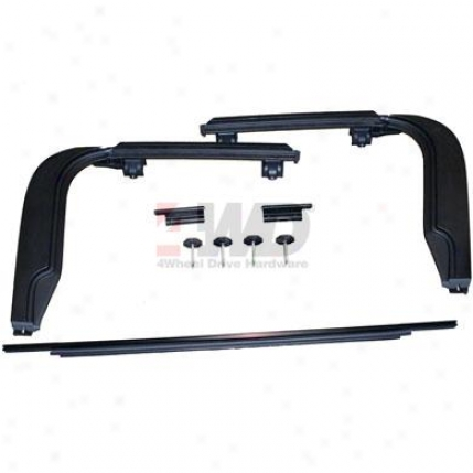 Half Cab Soft Top Mounting Kit Fro Hardtop Vehicles Through  Mopar