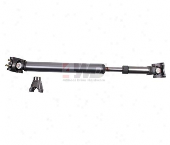 Heavy Duty Front Driveshaft By Rugged Extended elevation