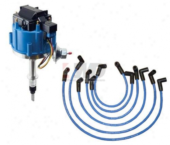 Hei Distributor And Wire Set By 4Revolve Drive Hardware
