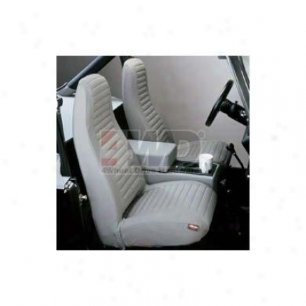 Hi-back Seat Covers By Bestop