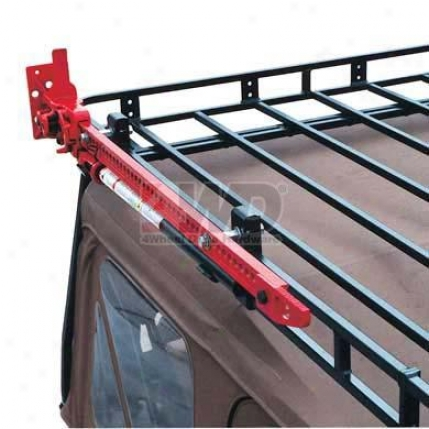 Hi-lift Jack Mounting Bracket By Wilderness Accessories?