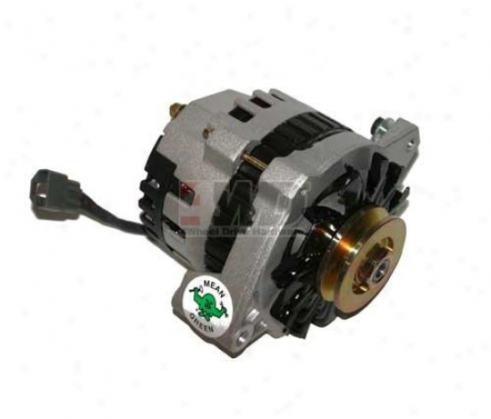 High-output Alternator 140 Amp By Mean Green