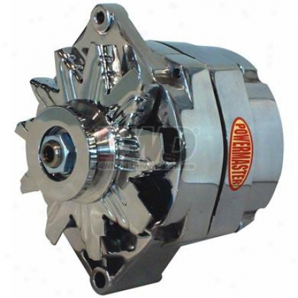 High-output Alternator By Powermaster