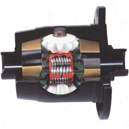 High Composition Limited Slip Differential By Nut-brown Gear
