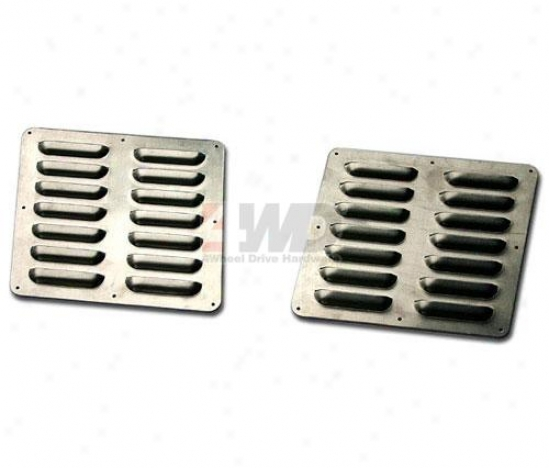Hod Louver Set By Gen-right Off-road