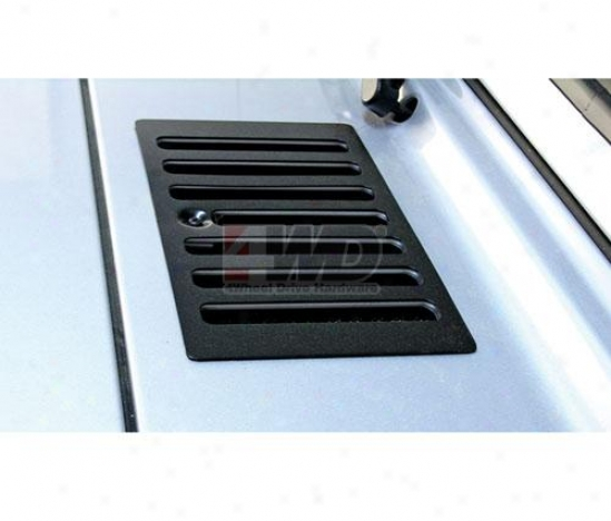 Hood Vent Underwood By Rugged Ridge