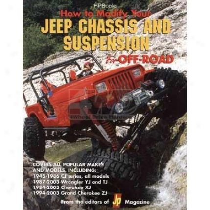 How To Mosify Your Jee® Chassis And Suspension For Off-road
