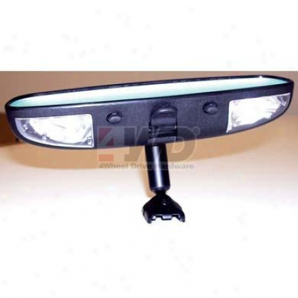 Interior Rear View Mirror By Cipa
