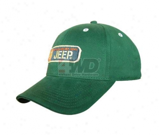 Jeep Legend 1941 Cap