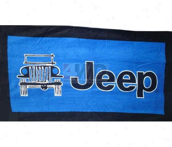 Jeep Seat Towel By Insync Trade Solutions