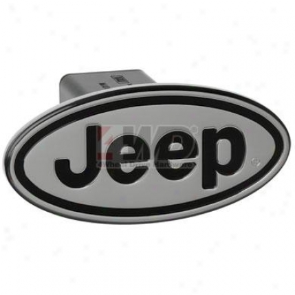 Jeep® Hitch Cover