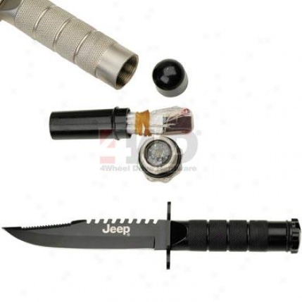 Jeep® Survival Knife