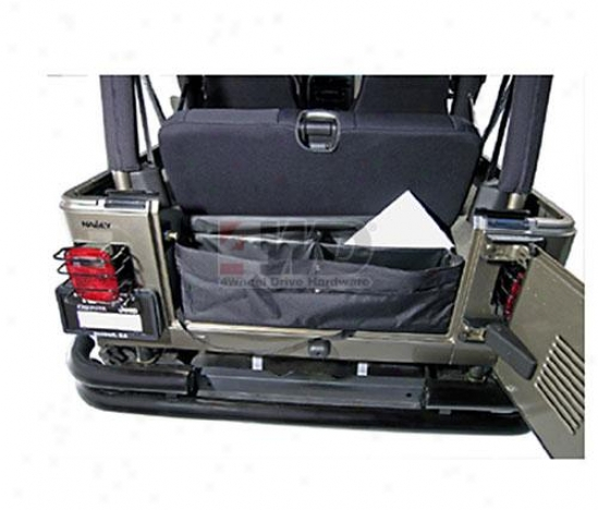 Jeep/suv Storage Bag By Rugged Ridge