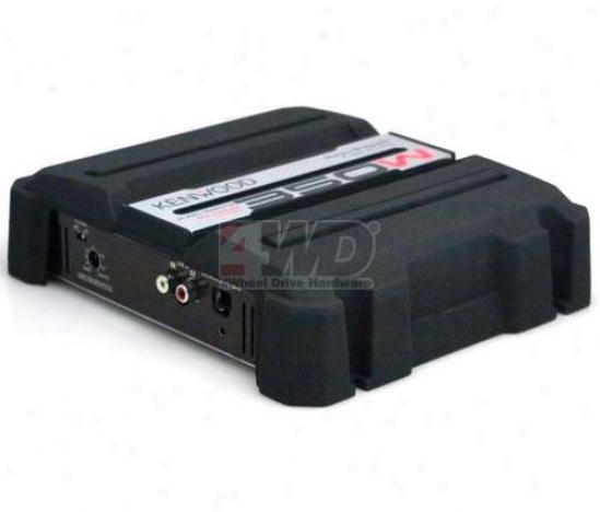 Kac5203 2 Channel Amplifier By Kenwood