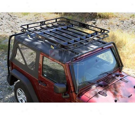 Kargo Master Jeep® Congo Cage Rack Mount