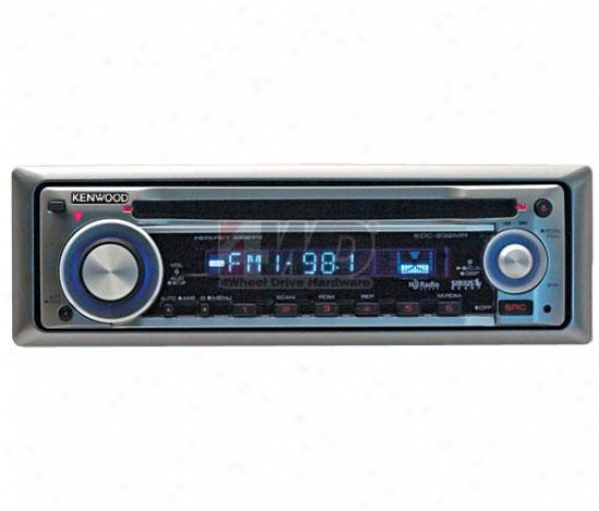Kdc232mr Marine Cd Player By Kenwood