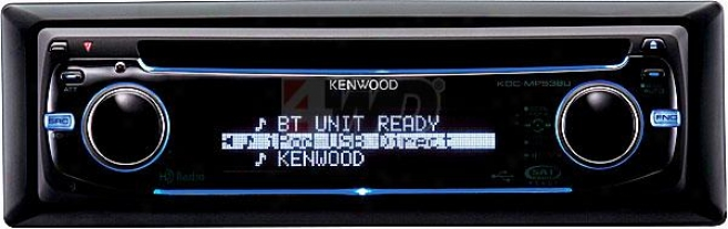Kdcmp538u Cd Player Along Kenwood