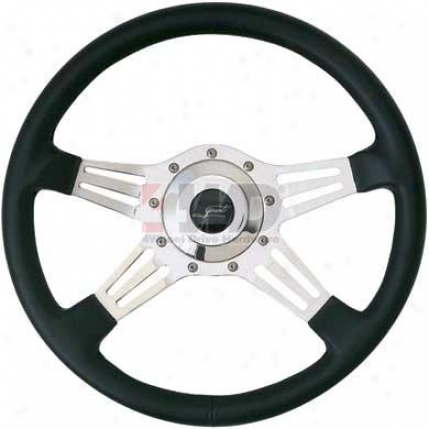 Le Mans Model 4 Spoke Steering Wheel By Grant