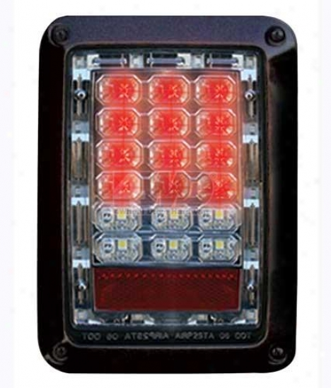 Led Tail Lights By In-pro Car Wear