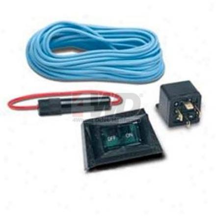 Light Harness Switch Kit By Pro Comp