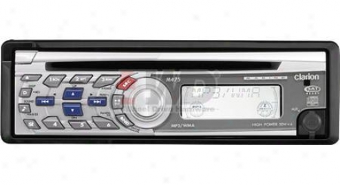 M475 Marine Cd Player By Clarion