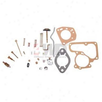 Master Repair Kit For Carter Carb