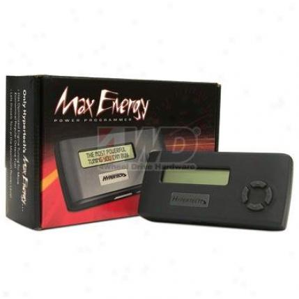 Max Energy Power Programmer By Hypertech