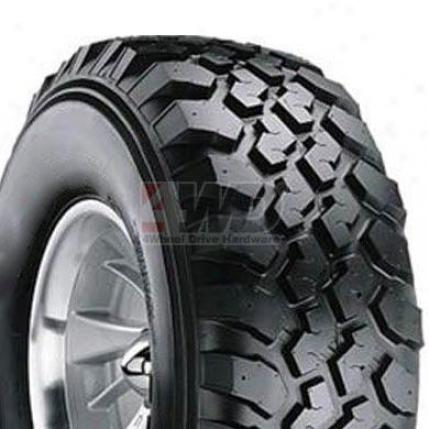 Maxxis Buckshot Radial Mudder Tire 235x75r-15