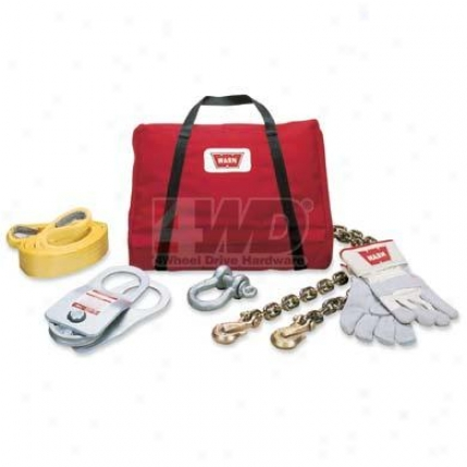 Medium-duty Winch Acc3ssory Kit By Warn®