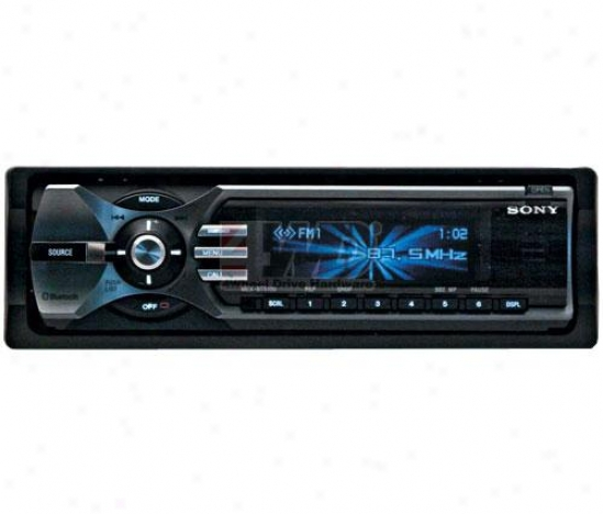 Mexbt5100 Cd Player By Sony