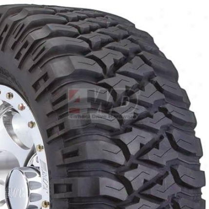 Mickey Thompson Mtz Radial Tire 33x12.50-t15