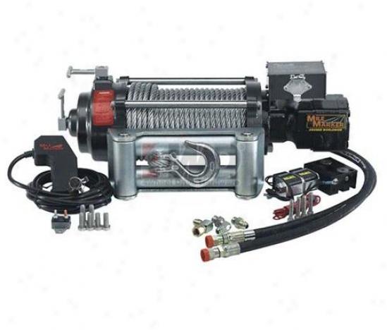 Mile Marker Hi9000 Hydraulic Wknch