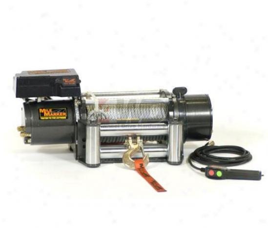 Mile Marker Pe8000 Electric Winch