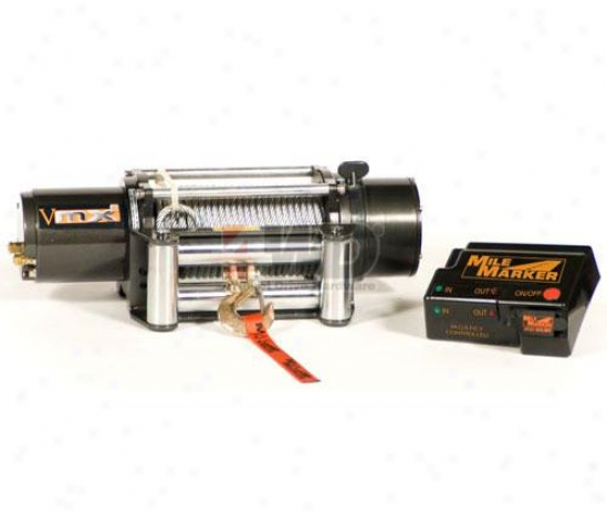 Mil Marker Vmx8 Electric Winch