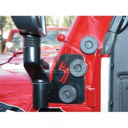 Mirror Relocation Brackets By Skid Row Offroad