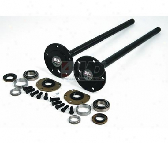 Model 20 One Piece Axle Kit By Ten Factory