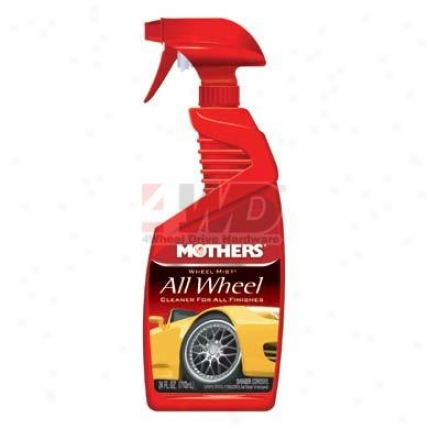 Mothers? Wheel Mist All Wheel Cleaner
