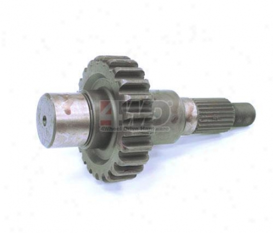 Np 231 Front Output Shaft