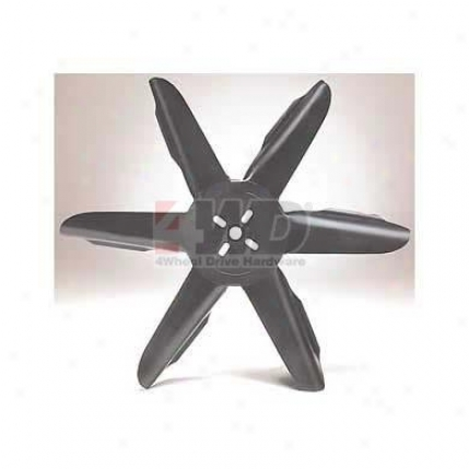 Nylon Fan By Flex-a-lite?