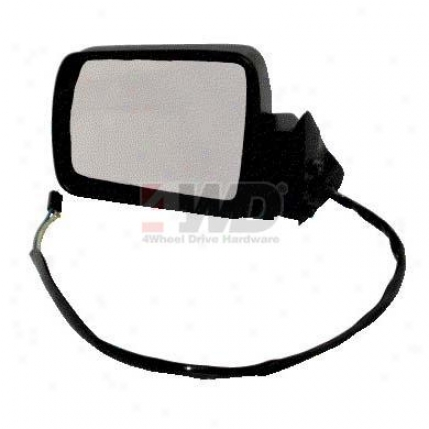 Oem Mirror With Electric Motor By Cipa