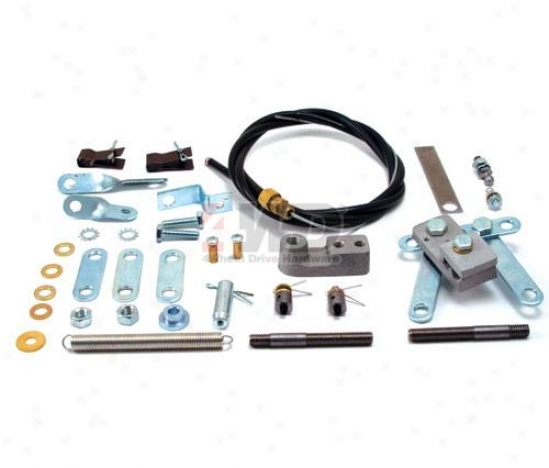 Offenhauser Universal Throttle Linkage Kit