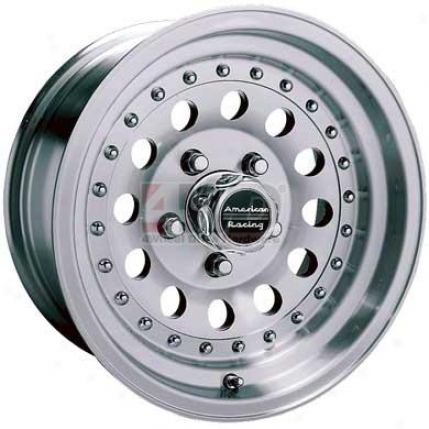 Outlaw Ii Alloy Wheel By American Racing