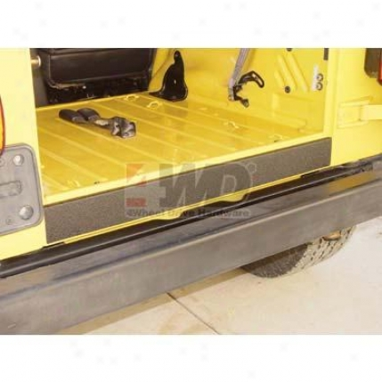Pqint Protector Tailgate Sill Protector By Tough Stuff?