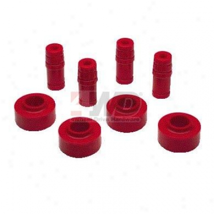 Polyurethane Coil Spring Spacers By Prothane