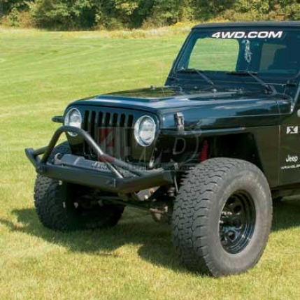 Pre-runner Front Bumper By Big Daddy Offroad