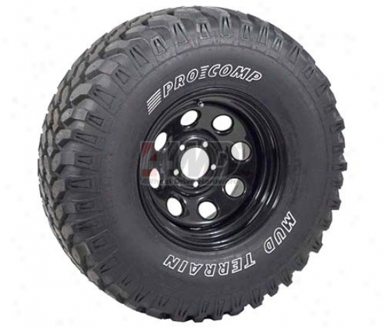 Pro Comp Mud Terrain Tire Package
