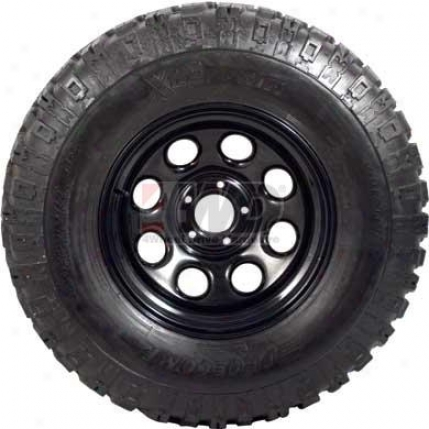 Pro Comp Radial X-terrain Tire And Pro Comp Succession 97 Wheel Package
