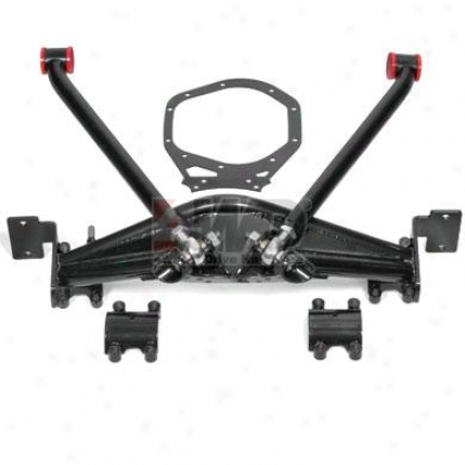 Auto Link Racing Suspension on Rear 4 Link Conversion By Pro Comp   The Your Auto World Com Dot Com