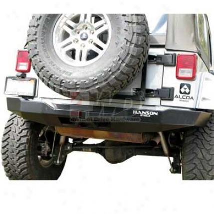 Rear Bumper With 2? Receiver By Hanson Offroad